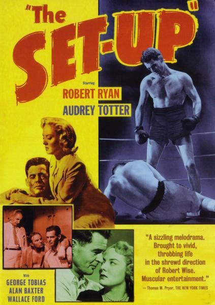 Punhos de Campeão (The Set-Up) - 1949