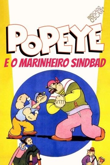 Marinheiro Popeye Encontra o Marujo Sinbad